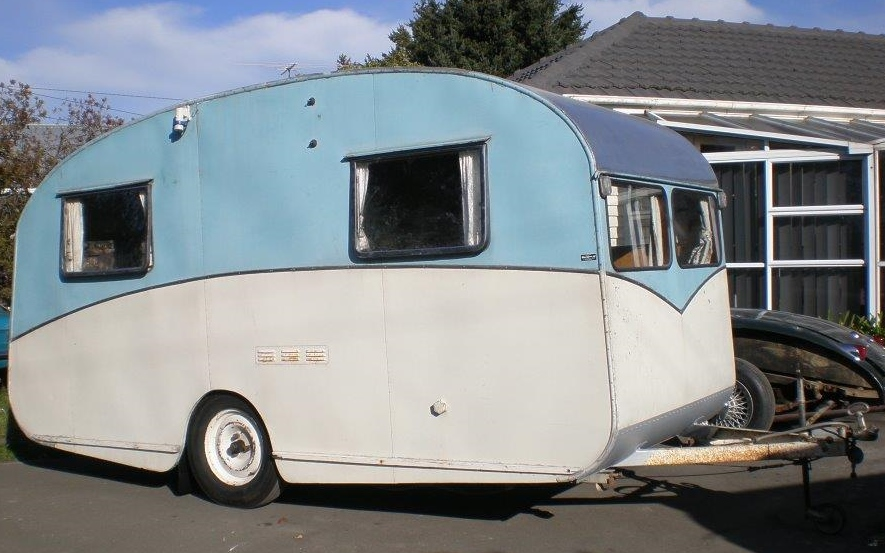 Caravan Retro Restoration And Repairs Gillespie Auto
