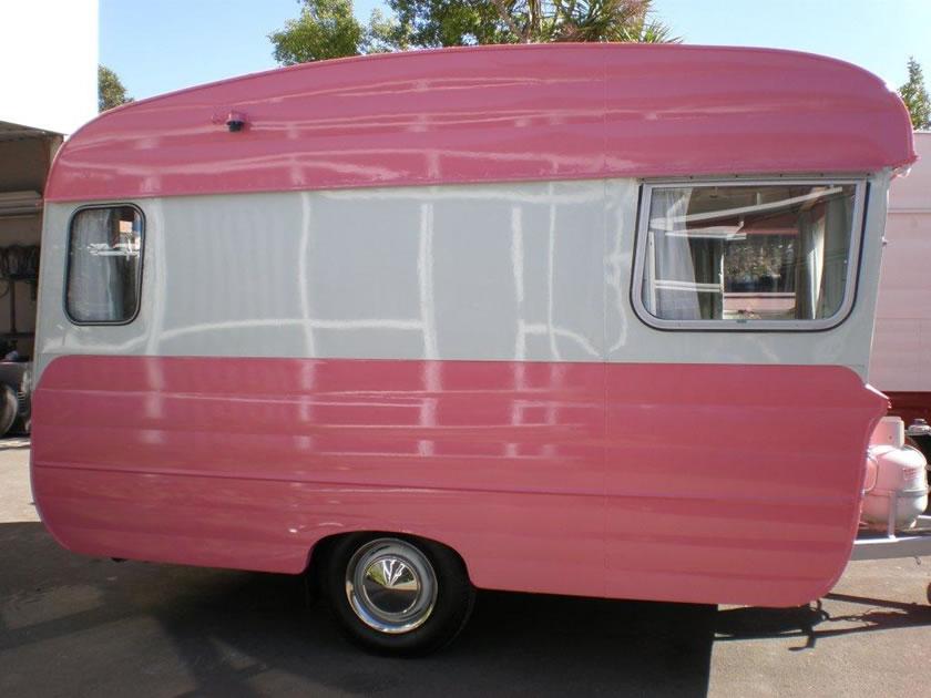 Caravan Retro Restoration And Repairs Gillespie Autos